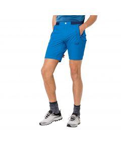 Krótkie spodenki męskie TRAIL SHORTS M brilliant blue