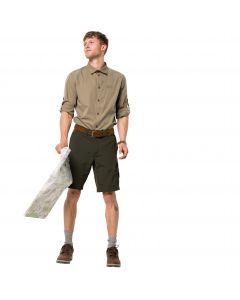 Koszula męska LAKESIDE ROLL-UP SHIRT M sand dune