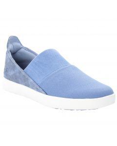 Buty damskie AUCKLAND SLIPPER LOW W light blue / white