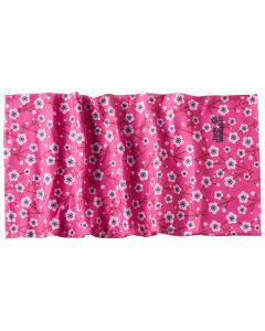 Szalokominiarka dziecięca PRINT HEADGEAR KIDS pink fuchsia allover