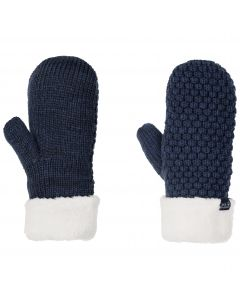 Rękawice zimowe  HIGHLOFT KNIT MITTEN WOMEN midnight blue