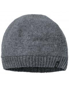 Czapka wełniana STORMLOCK WOOL CAP dark grey