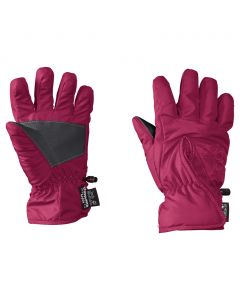 Rękawice EASY ENTRY GLOVE KIDS azalea red