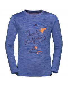 Dziecięca koszulka VARGEN LONGSLEEVE KIDS true lavender