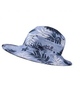 Kapelusz damski VICTORIA LEAF HAT WOMEN shirt blue all over