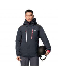 Kurtka narciarska męska SNOW SUMMIT JACKET M ebony
