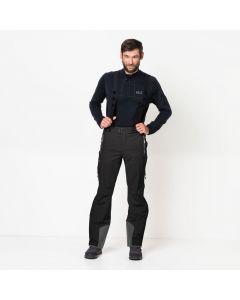Spodnie EXOLIGHT SLOPE PANTS MEN black