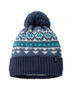 Czapka damska MOUNTAIN CAP W frost blue