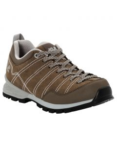Buty trekkingowe damskie SCRAMBLER LOW W coconut brown / light grey