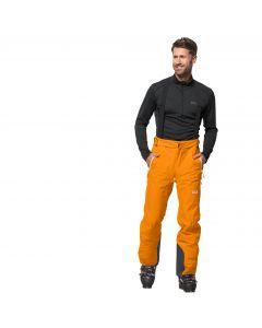 Spodnie narciarskie męskie BIG WHITE PANTS M rusty orange