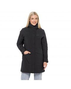 Damski płaszcz 3w1 SILENT WISPER PARKA W Black