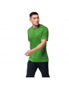 Koszulka męska TECH T M basil green