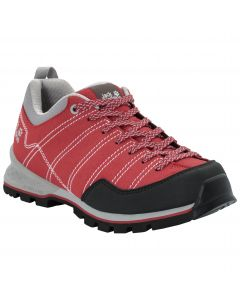 Buty trekkingowe damskie SCRAMBLER LOW W red / light grey