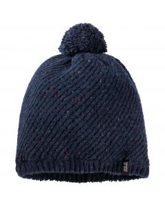 Czapka damska STORMLOCK WOOL CAP WOMEN midnight blue