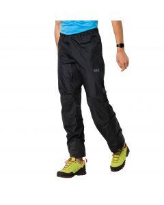 Spodnie przeciwdeszczowe PROTECTION PANTS black