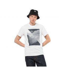 Koszulka męska MOUNTAIN T M White Rush