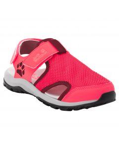 Sandały dla dzieci OUTDOOR WATER ACTION SANDAL K pink / grey