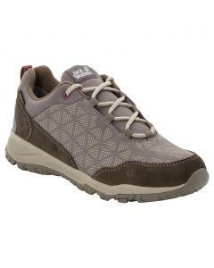 Damskie buty na wędrówki ACTIVATE XT TEXAPORE LOW W clay / burgundy