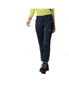Spodnie zimowe damskie ACTIVATE THERMIC PANTS WOMEN midnight blue