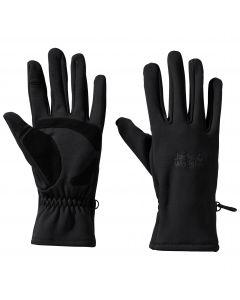 Rękawice polarowe CROSSING PEAK GLOVE black
