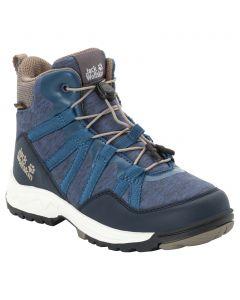 Buty trekkingowe dla dzieci THUNDERBOLT TEXAPORE MID K blue / phantom