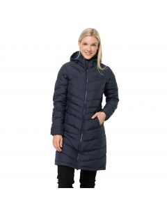 Płaszcz puchowy SELENIUM COAT midnight blue