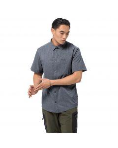 Koszula męska  BARREL SHIRT pebble grey