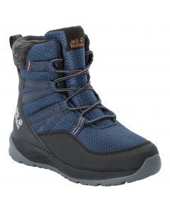 Buty zimowe dziecięce POLAR BEAR TEXAPORE HIGH K Blue / Black