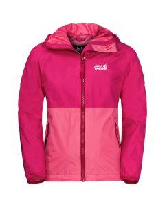 Dziewczęca kurtka RAINY DAYS GIRLS tropic pink