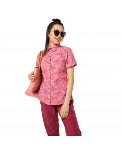 Koszula damska MATATA PRINT SHIRT W rose quartz all over