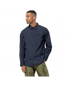 Koszula męska LAKESIDE ROLL-UP SHIRT M night blue