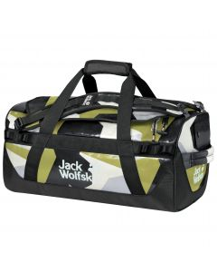 Torba sportowa EXPEDITION TRUNK 30 green geo block
