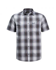 Koszulka HOT CHILI SHIRT M pebble grey checks