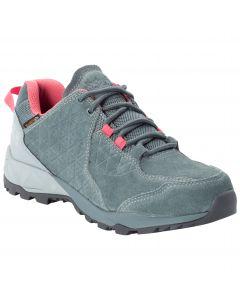 Buty trekkingowe damskie CASCADE HIKE LT TEXAPORE LOW W pebble grey / pink