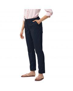 Spodnie damskie DESERT ROLL-UP PANTS W midnight blue