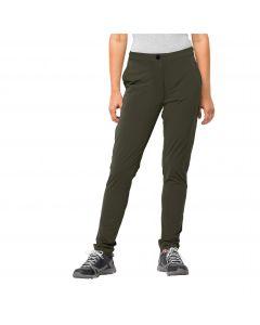 Spodnie damskie JWP PANT W green pine