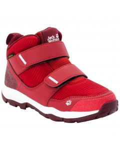 Buty dla dzieci  MTN ATTACK 3 TEXAPORE MID VC K red / dark red