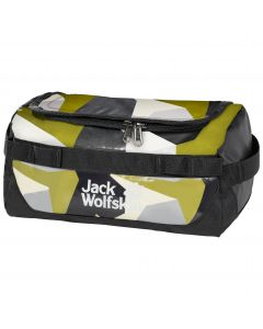 Kosmetyczka podróżna EXPEDITION WASH BAG green geo block