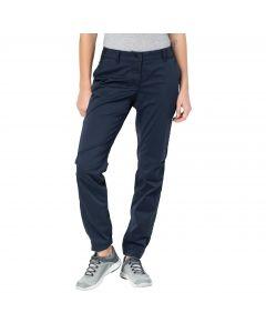 Spodnie damskie BELDEN PANTS WOMEN midnight blue