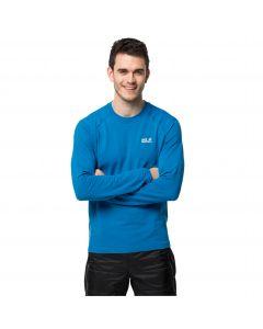 Koszulka z długim rękawem męska INFINITE L/S M Blue Pacific
