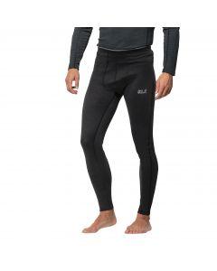 Męskie legginsy termoaktywne ARCTIC XT TIGHTS MEN black