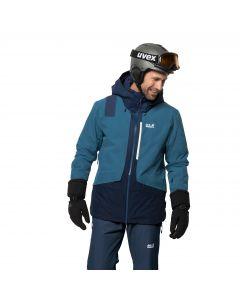 Męska kurtka narciarska BIG WHITE JACKET M dark indigo