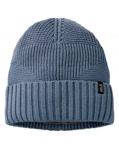 Czapka zimowa WOODS CAP frost blue