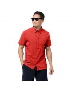 Koszula męska JWP SHIRT M lava red