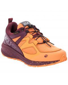 Buty dla dzieci UNLEASH 2 SPEED TEXAPORE LOW K apricot / burgundy