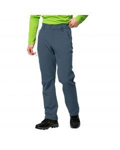 Spodnie softshellowe męskie ACTIVATE XT MEN Orion Blue