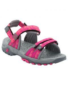Sandały dziewczęce GIRLS BAHIA rosebud