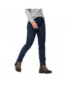 Damskie spodnie softshellowe ACTIVATE SKY XT PANTS W midnight blue