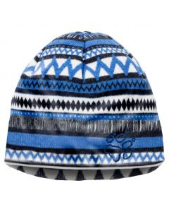 Czapka HAZELTON CAP KIDS coastal blue allover