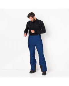 Spodnie EXOLIGHT PANTS MEN royal blue